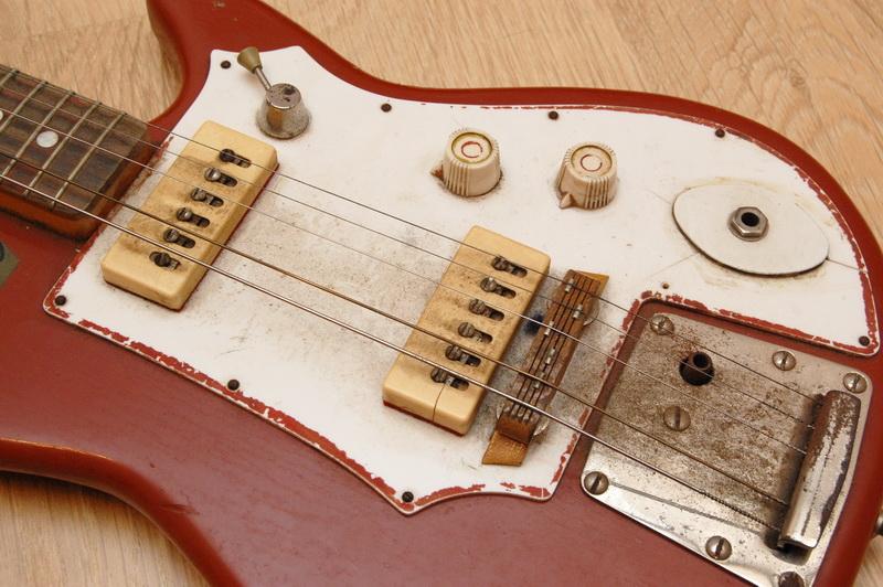 Ремонт эл гитары своими руками 12