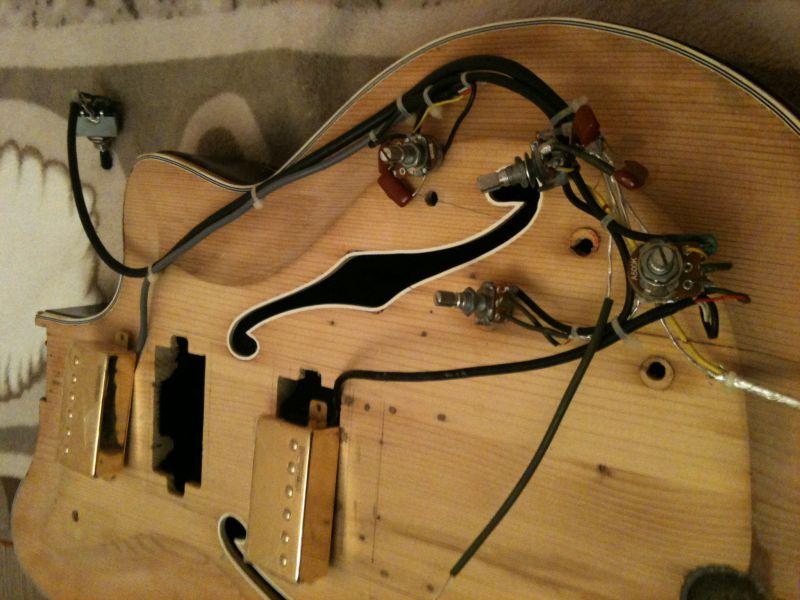 Украшаем гитару своими руками